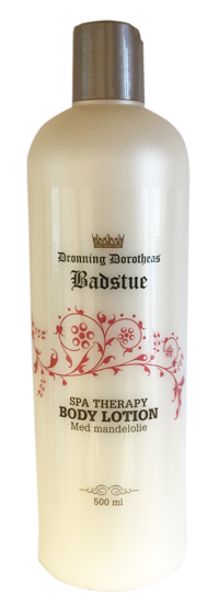 Spa Therapy bodylotion med mandelolie
